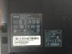ACER netbook in good condition