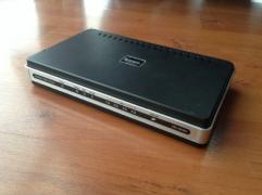 ADSL-роутер D-Link DSL-2640U