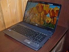 Большой бомба-ноутбук Acer Aspire 7540 (в прекрасном состоянии)