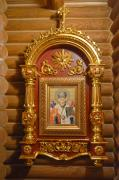 Construction and restoration of the iconostasis, reliquaries, and tombs
