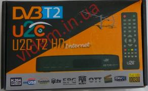 Digital T2 receiver