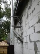 Дымоходы для печей и котлов из нержавеющей стали