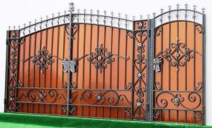 Gates and fences for garden without overpaying