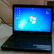 Игровой ноутбук Acer TravelMate 5520 (тянет танки)