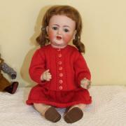Коллекционная кукла Kammer & Reinhardt, Simon & Halbig, mold 126