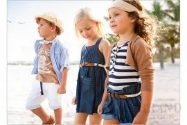 Купить детскую одежду и обувь оптом. Сток оптом