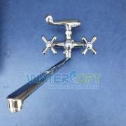 Латунный смеситель для ванны Chempion Dominox 143
