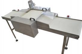 Машина для резки булочек и бисквита «МРБ – 400»