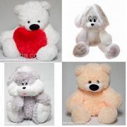 Мягкие игрушки, продажа и доставка в Украине