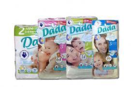 """Подгузники """"Dada Premium Extra Soft"""" оптом Польша"""