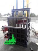 Пресс для ПЭТ бутылки на 16 тонн с Дыроколом