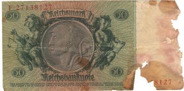 Продам 50 рейхсмарок 1933 года, Харьков
