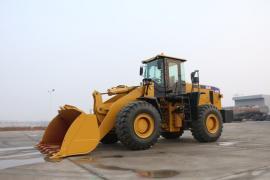 Rent a wheel loader Kryvyi Rih