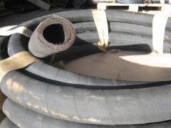 РУКАВА/ШЛАНГИ напорные резиновые ГОСТ 10362-76, ТУ (ВОДА, МБС)