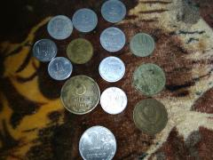 Sell Ukrainian coins