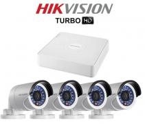 Set TurboHD Hikvision CCTV 2 MP