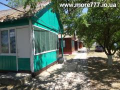 The rest of the sea. Rent a room house overlooking the sea. 50-80 hryvnia