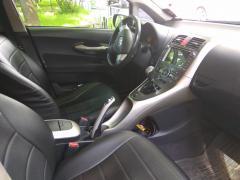 Toyota Auris The 1.6 Dual VVT-i; MMT