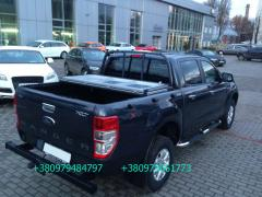 Trunk lid Toyota Tundra. Cover bed of a pickup truck