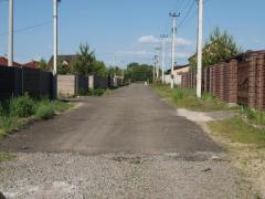 Участок в коттеджном городке на Житомирской трассе