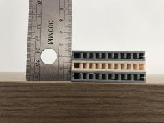 Вентиляционная коробочка DRAFT 117*60*8 для кирпичной кладки