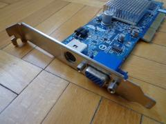 Video card AGP GIGABYTE