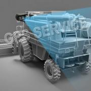 Video control transport and agriculture equipment (agricultural machinery)
