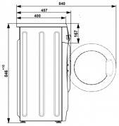 Washing machine ATLANT СМА 50У102